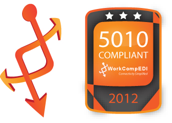 WorkCompEDI 5010 Compliant